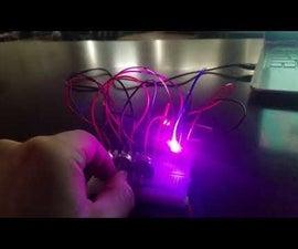 Color Mixer With Arduino