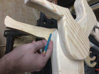 Routing the Edges