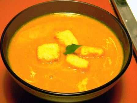 Picture of Spicy Pumpkin Soup