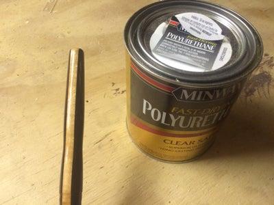 Finish With Polyurethane
