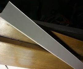 Window Trim Brake Bending Tool