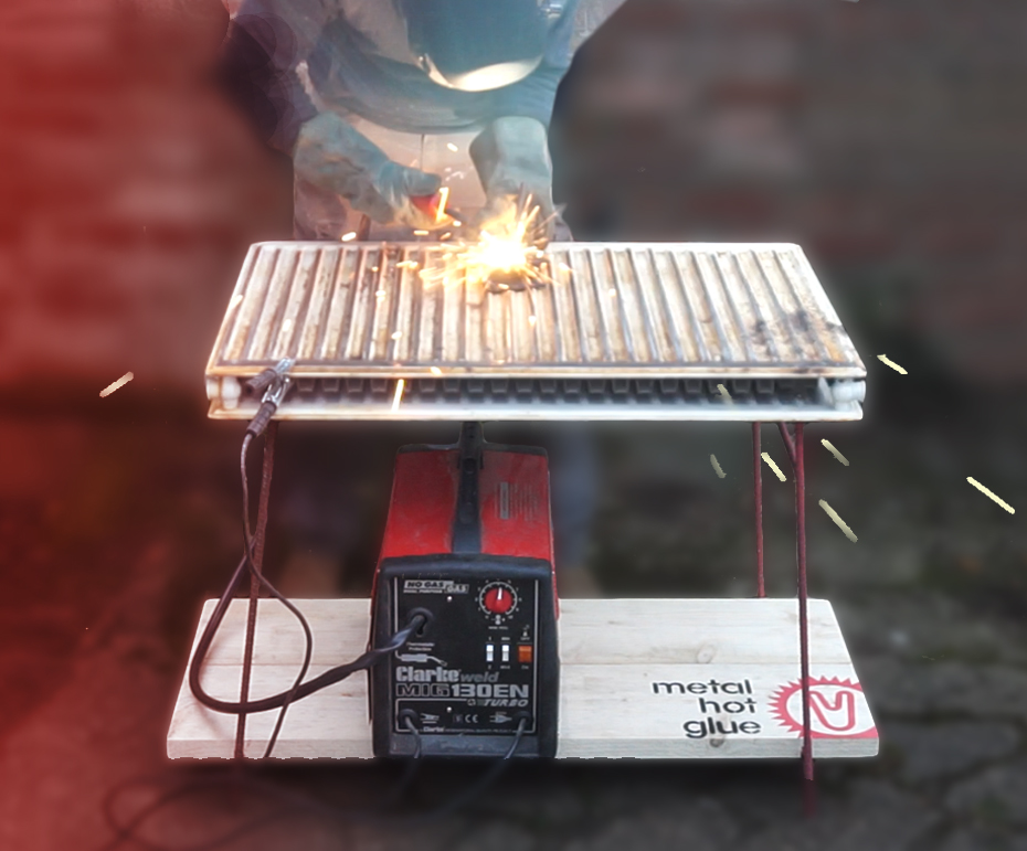 Picture of Welding Table - Super Easy