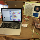 Interactive SEVs (Space Exploration Vehicles) with Makey Makey