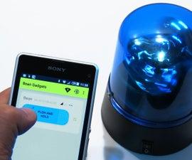 Bluetooth Police Beacon