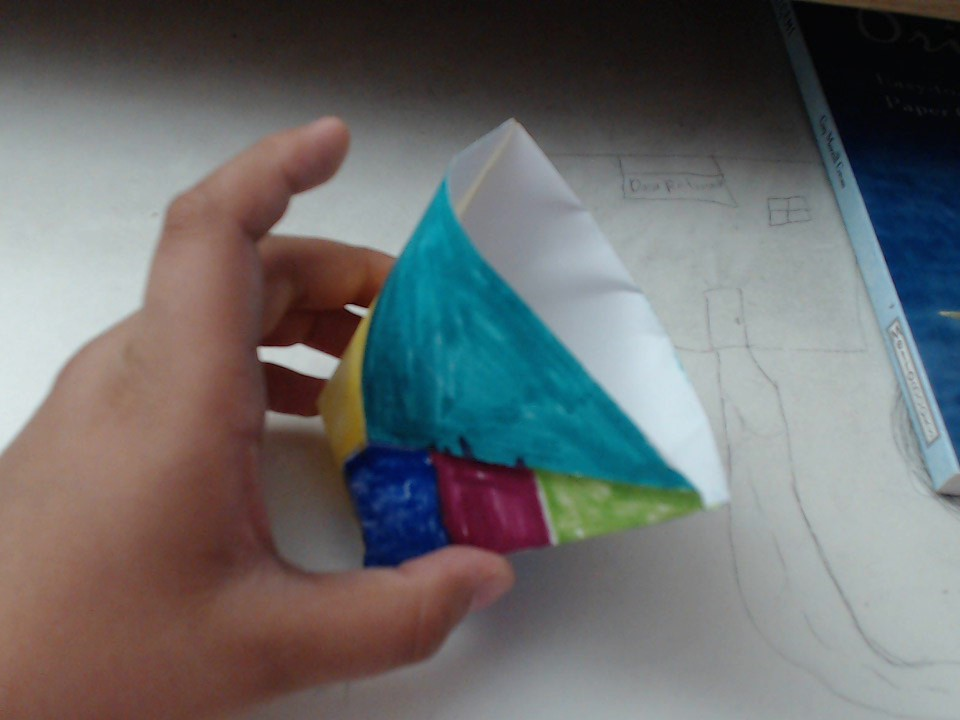 Picture of How to Make a Paper Cup Origami!