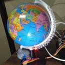 ISS Tracking Globe