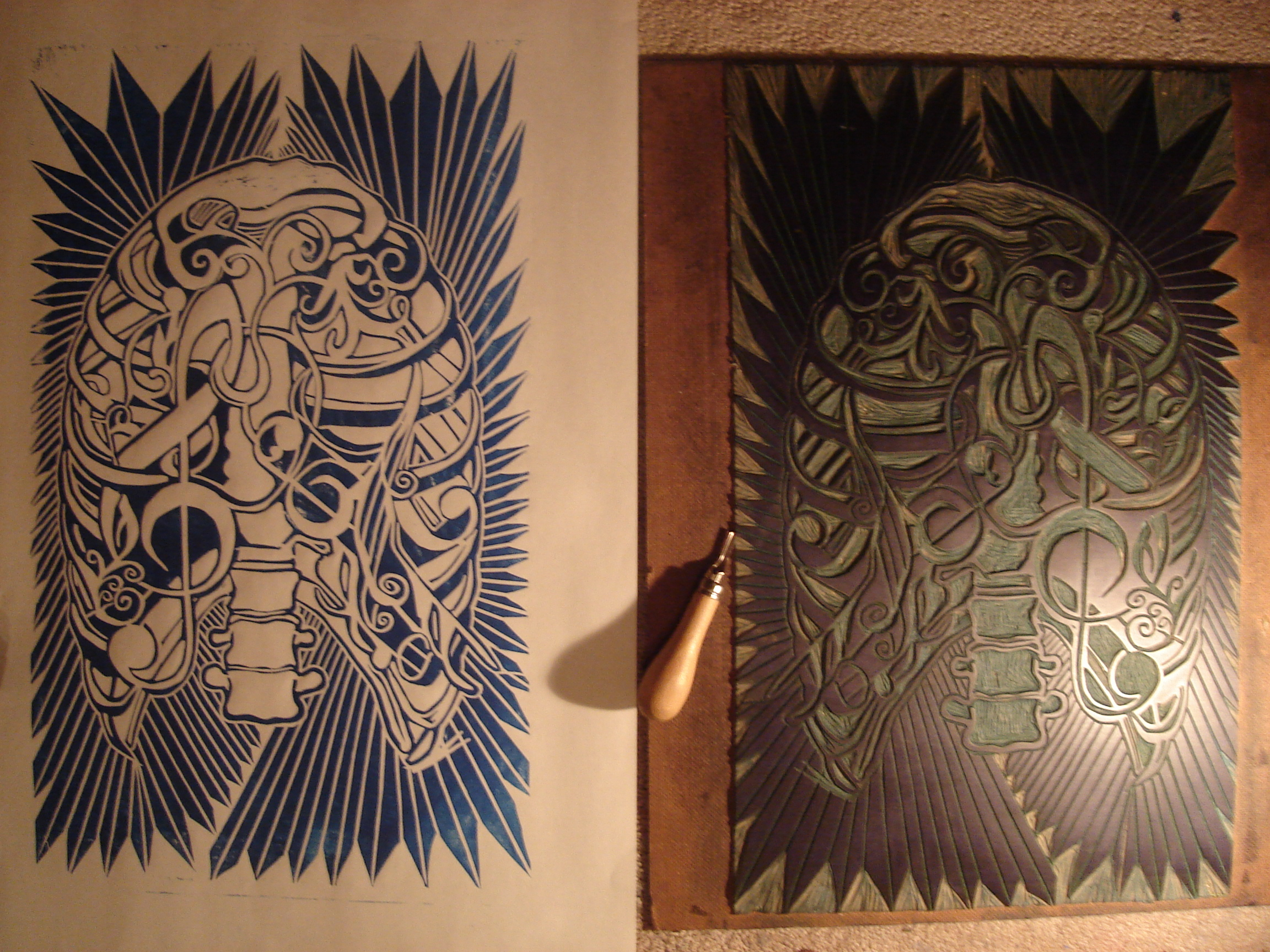 Picture of Proofing/ Inking