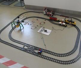 Arduino and LEGO Train