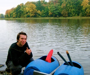 Easiest Raft Ever, It Seems.