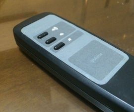 Make You Own Custom Remote Control for Your Project