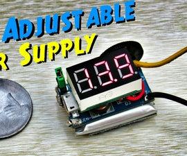 Worlds Smallest Power Supply !