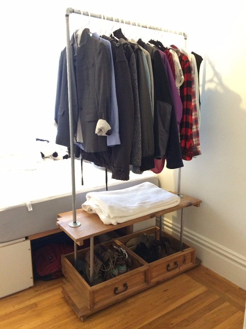 Picture of Custom Standing Closet