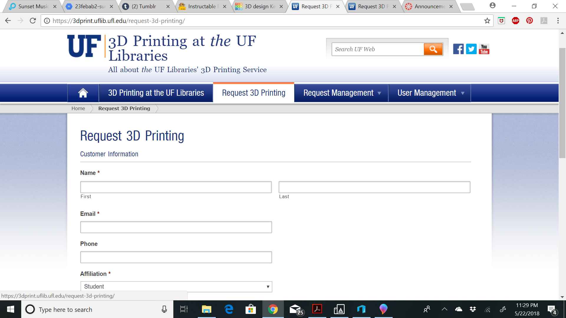 Picture of Submit Your Design to a 3D Printer