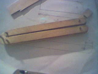 Make Your Own Wooden Balisong Tranier!
