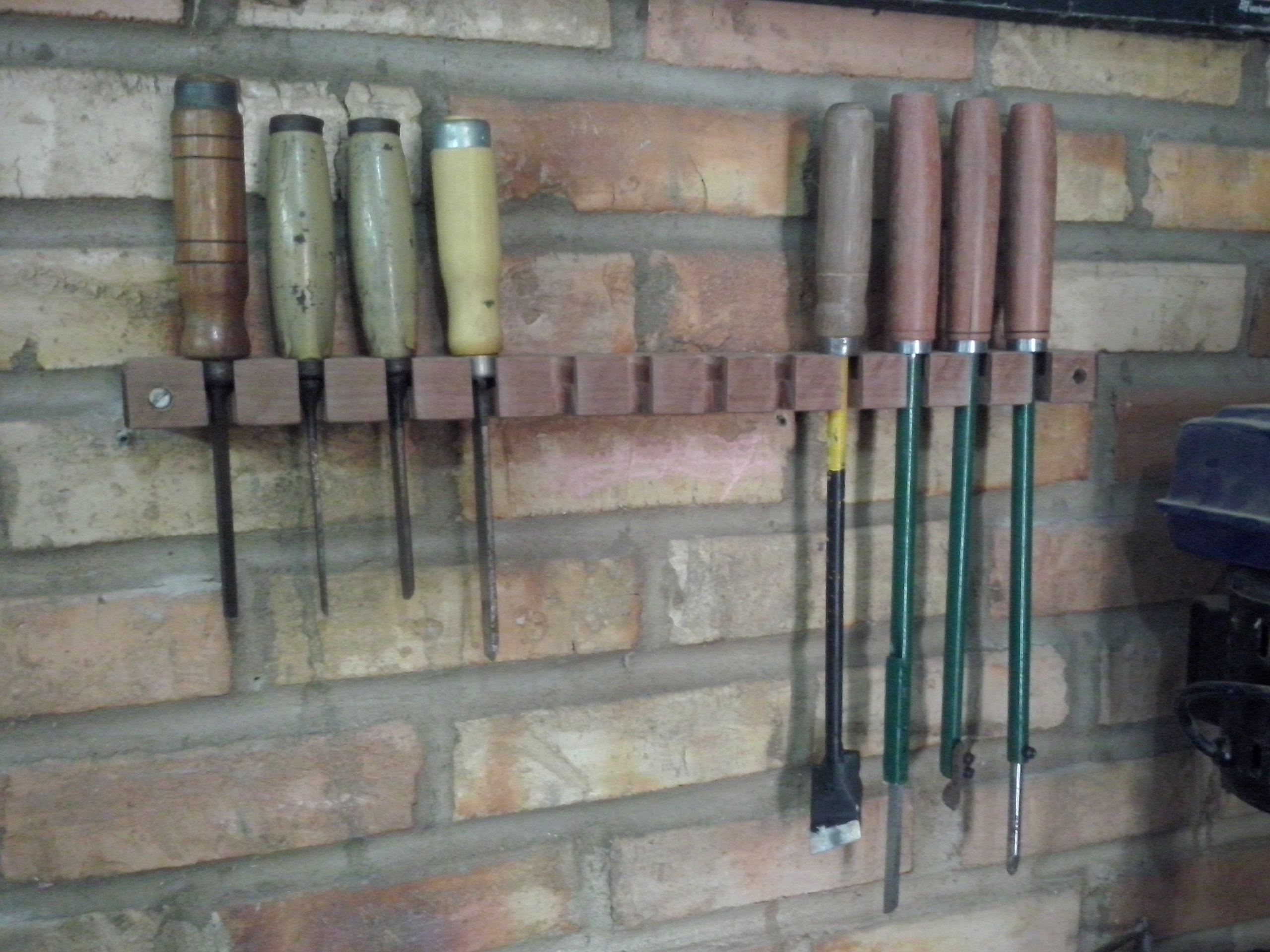 Picture of Chisel Rack