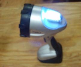 Spotlight Upgrade / LED Hack