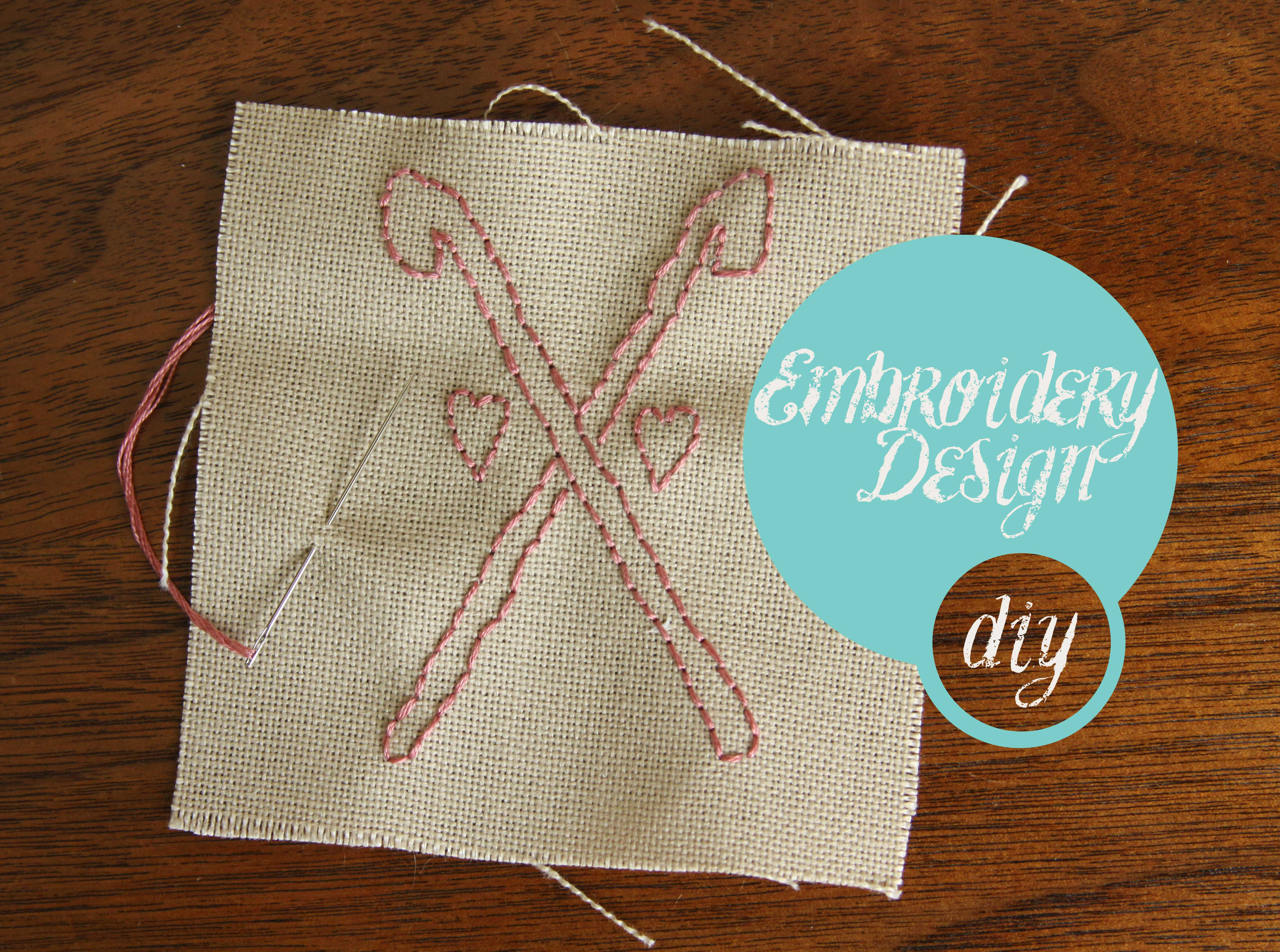 Picture of Create Your Own Embroidery Designs