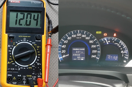 Testing Out the Voltage Regulator