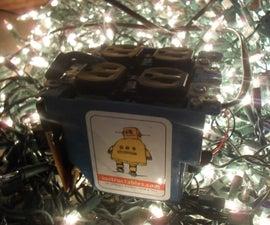3 Channel arduino Powered Christmas Light Controller!