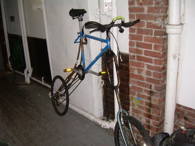 Tall bikes in NYC and Boston