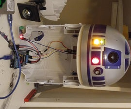 A Lesson in Using a Raspberry Pi to Remote Operate an Arduino Based Robot