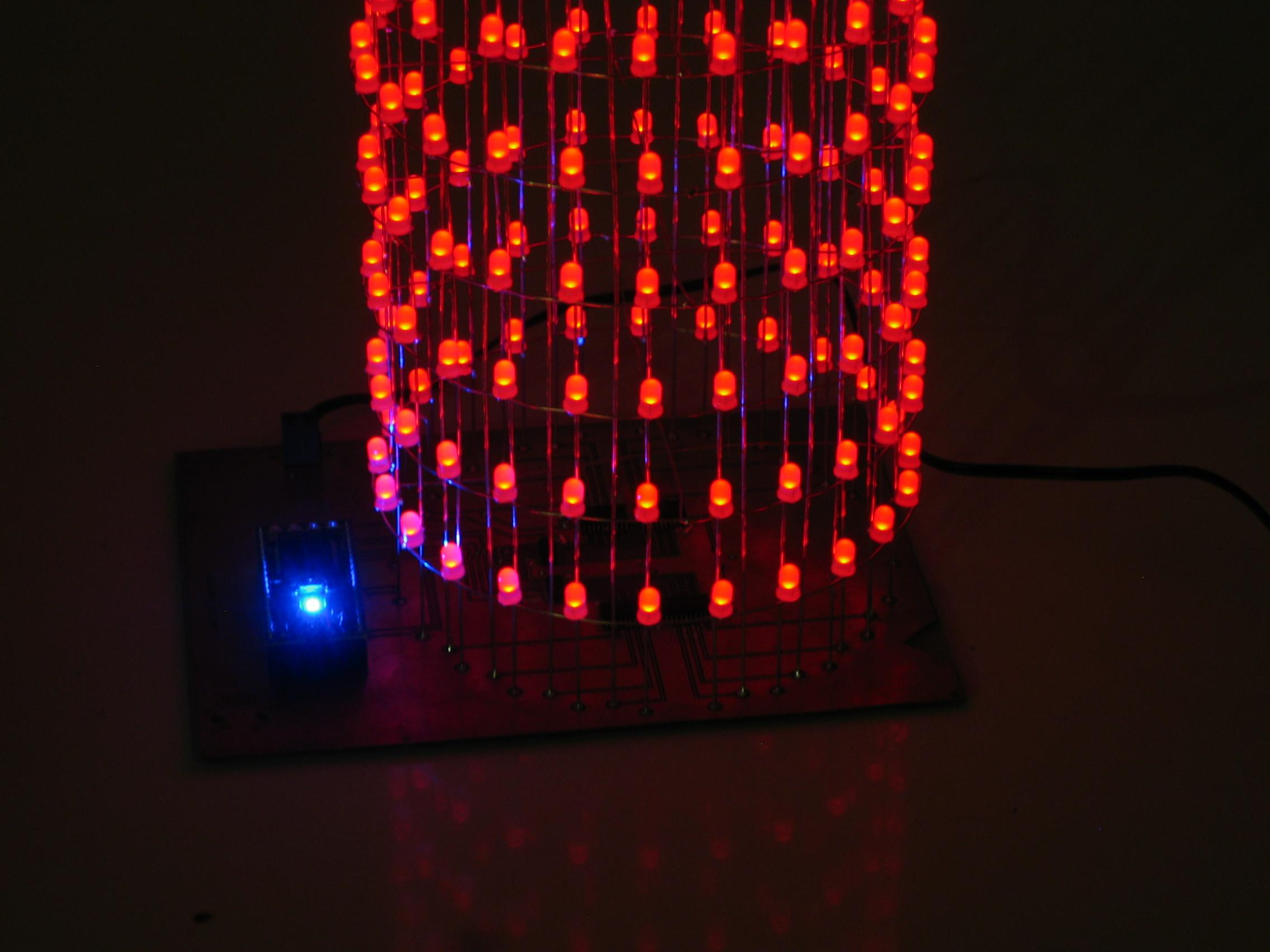 Picture of LED Tube Display
