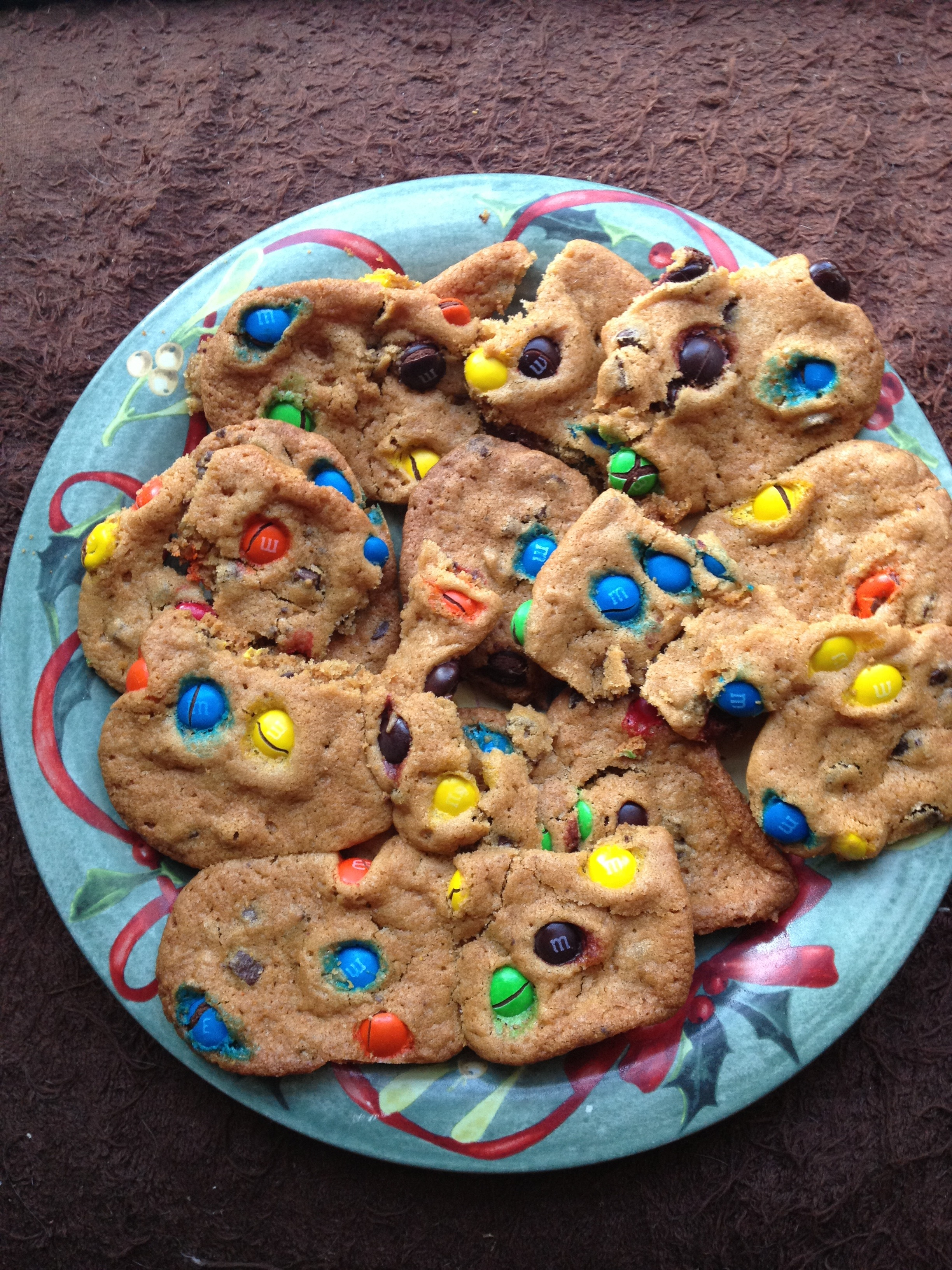 Picture of Chocolate Chip/M&M Cookies!!