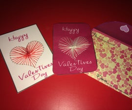 Little Greeting Card Valentine's Gift
