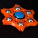 6 Pointed Ninja Star / Shuriken Fidget Spinner