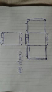 Extendable Phone Idea for Contest