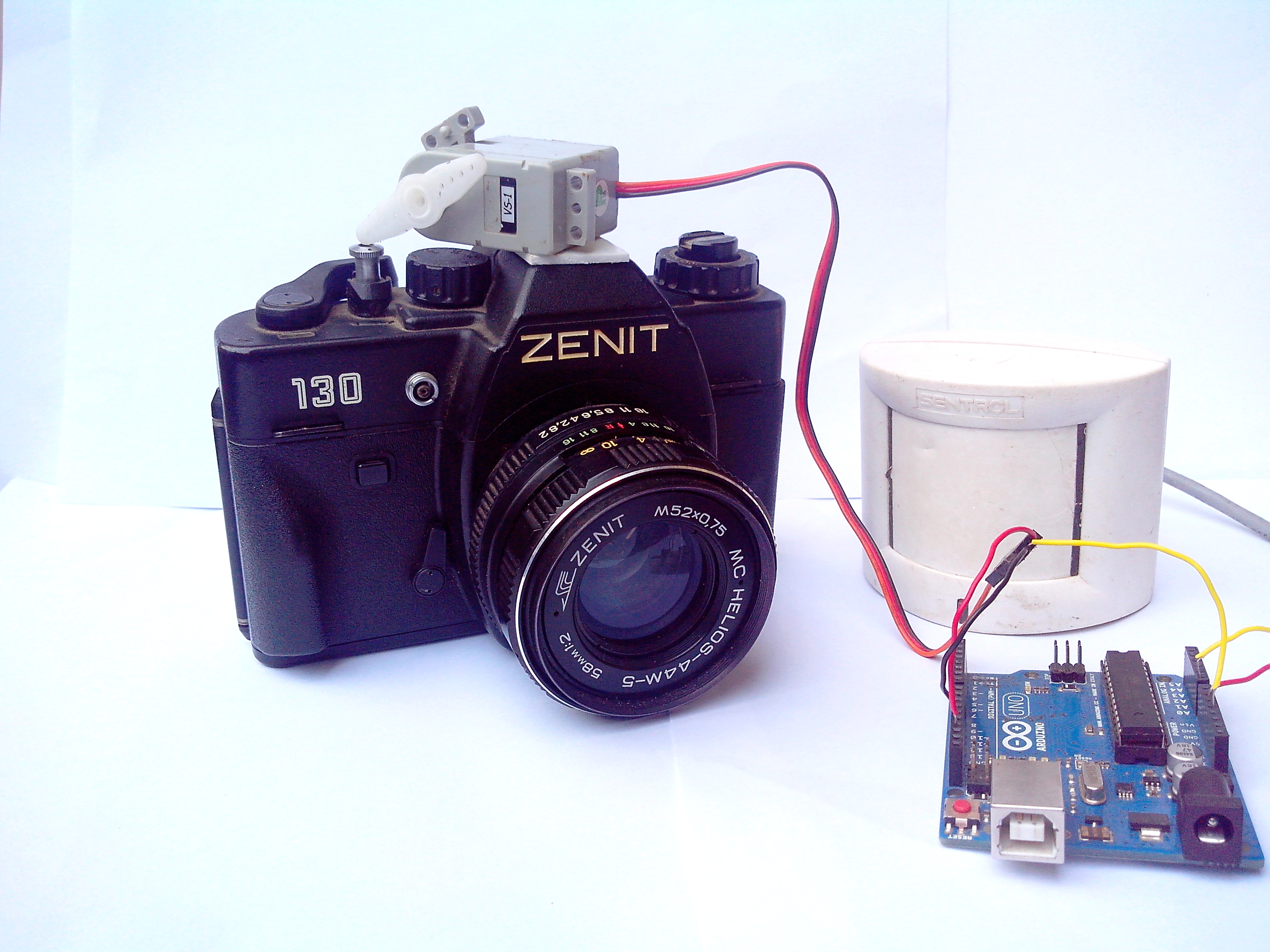 Picture of Motion Triggered Camera