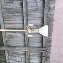 HOW TO MODERNIZE AN ANTIQUE FLOOR LAMP
