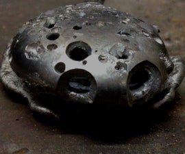 Casting Iron Using Aluminothermic Reaction