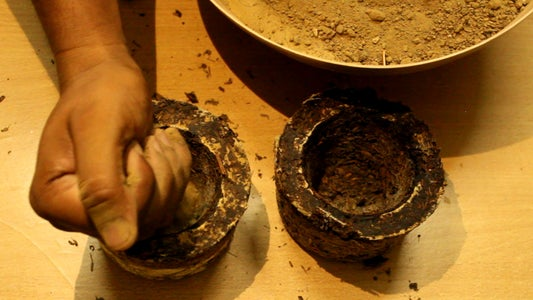 Add Soil & Water