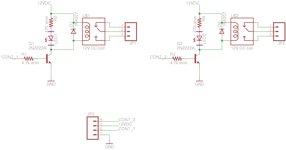 Picture of Relay Module for GPIO (optional)