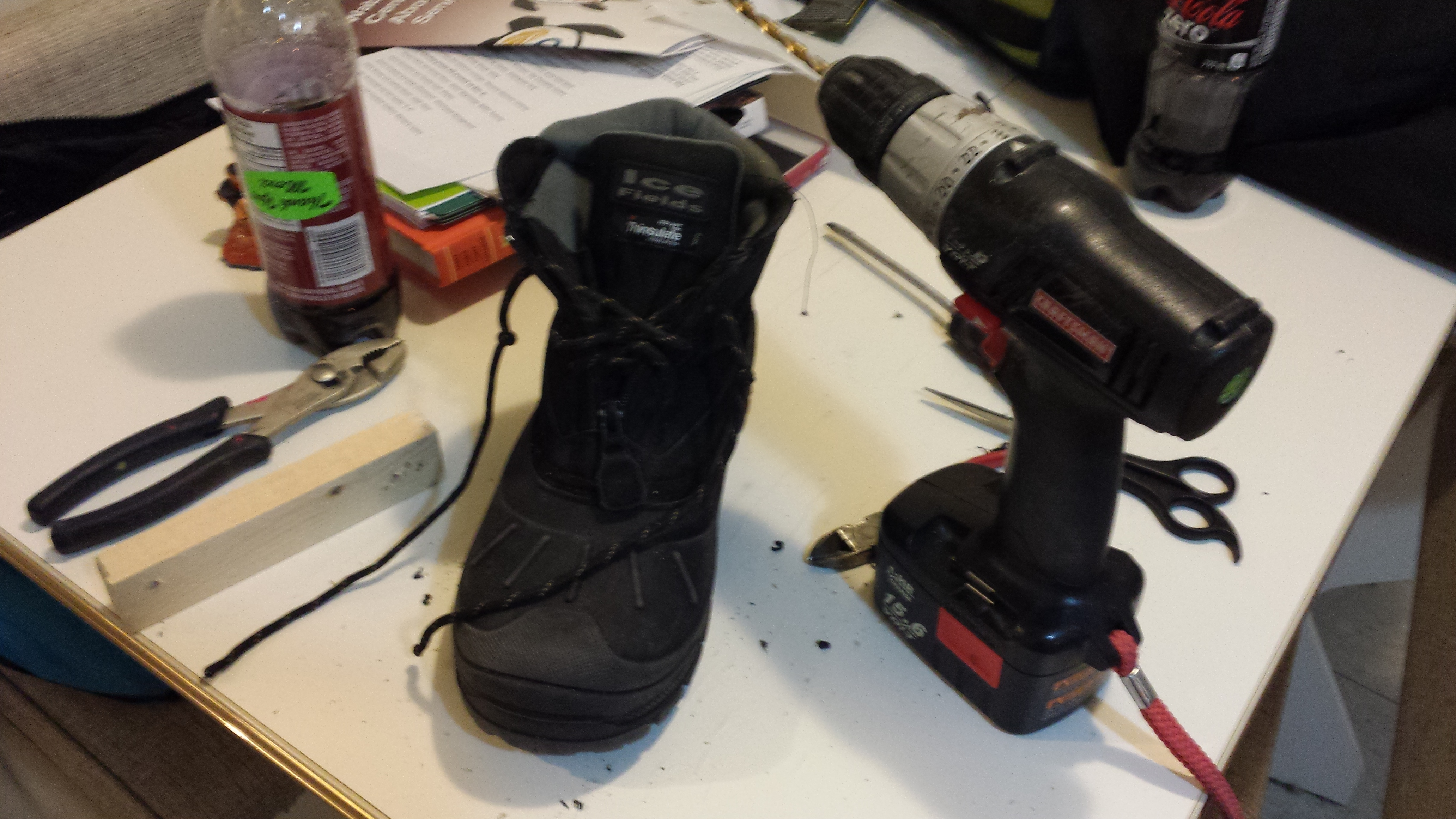 Picture of 2nd Boot