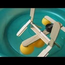 How to Make Awesome Homemade Paddle Boat Can Move on Water– Creativity Toy