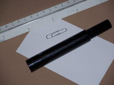 The Paper Jet Engine
