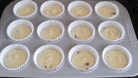 Picture of Put Mix in Muffin Tins