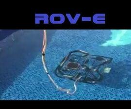 ROV-E | RC Tank-less Submarine