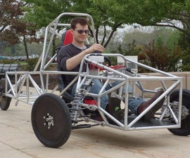 Engineering A 3 Wheel Vehicle Chassis