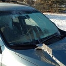 How to Sharpen a Windshield Ice Scraper
