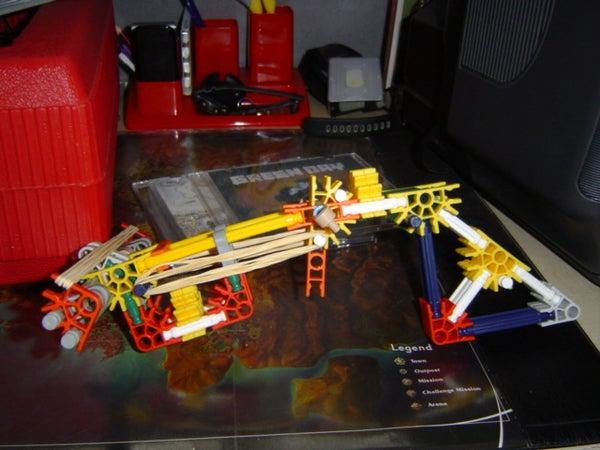 Mini CrossBow ( Verry Powerfull)