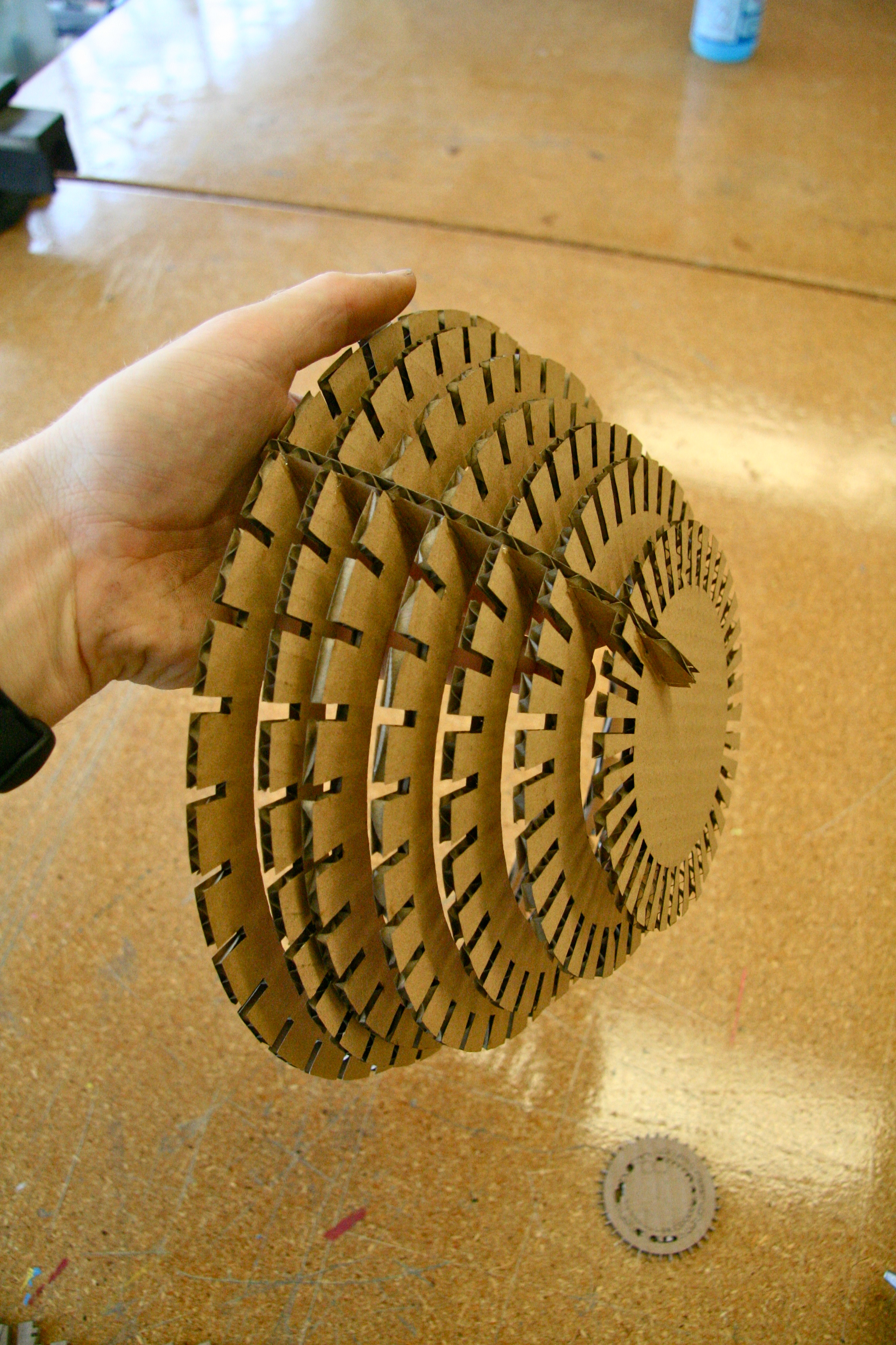 Picture of Laser-Cut and Assemble