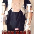 Make An Iron Man Full Metal Chestplate + Arms