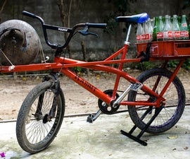 How to Build a Cargo Cycle Truck