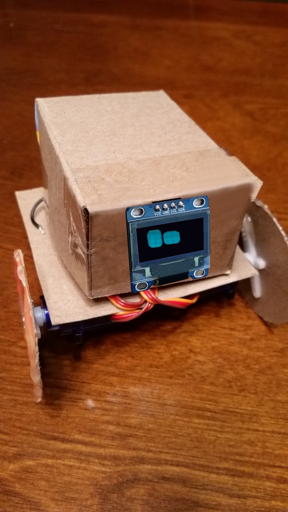 Picture of Arduino Robot for Under $5