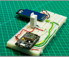 SD Card Module With ESP8266