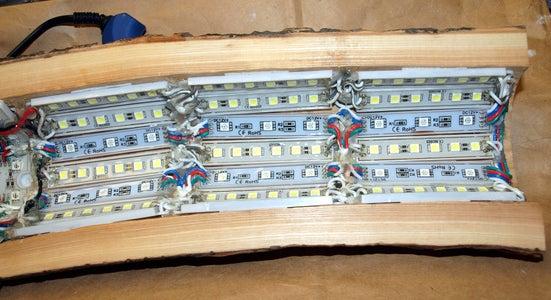 Adding LED Lights