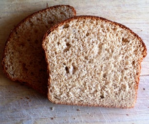 100% Whole Wheat Home-Ground Sandwich Bread, Rolls, and Focaccia